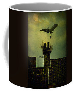Coffee Mug featuring the photograph A Room For The Night by Chris Lord