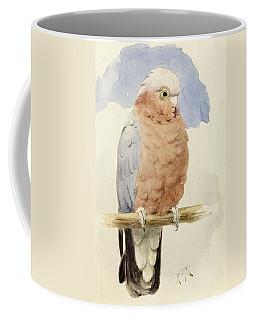 A Rose Breasted Cockatoo Coffee Mug