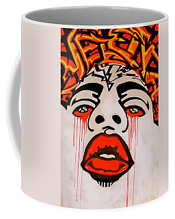 A Rush Of Blood To The Head Coffee Mug