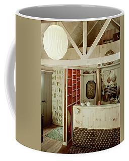 A Rustic Kitchen Coffee Mug