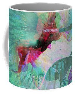 A Sacred Place - Abstract Art Coffee Mug