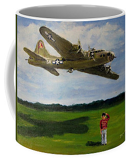 A Salute To The Greatest Generation Coffee Mug