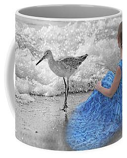 A Sandpiper's Dream Coffee Mug