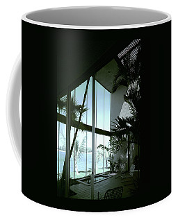 A Screened Patio Coffee Mug