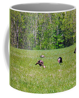 Coffee Mug featuring the photograph A Shot Of Wild Turkey by Nick Kirby