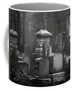 A Single Red Rose Coffee Mug