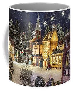 A Snowy Evening Coffee Mug