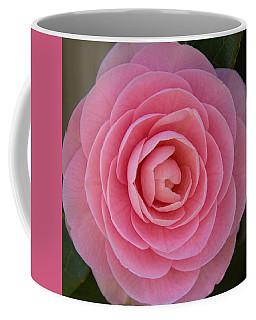 A Soft Blush Coffee Mug