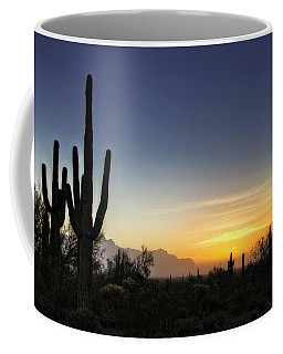 A Sonoran Sunrise  Coffee Mug