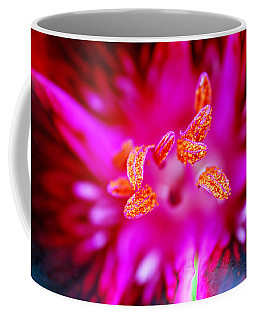 Coffee Mug featuring the photograph A Splash Of Colour by Wendy Wilton