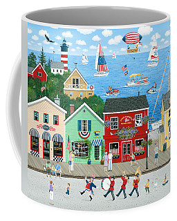 A Star Spangled Day   Coffee Mug