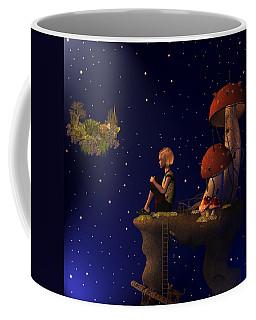 A Starry Starry Night Coffee Mug
