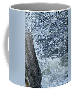 Coffee Mug featuring the photograph A Stillness In The Storm  by Brian Boyle