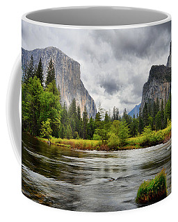 A Storm Draws Near  Coffee Mug