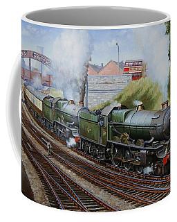 A Summer Saturday In The West. Coffee Mug