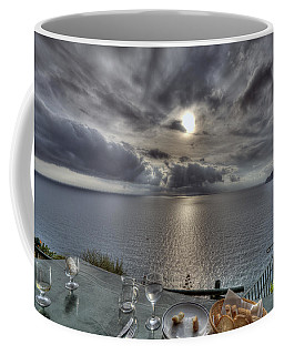 A Table With A View Coffee Mug