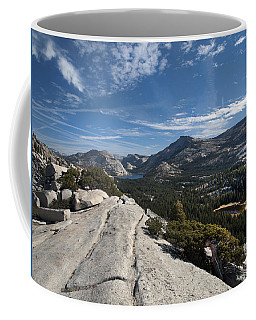 A Tenaya View Coffee Mug