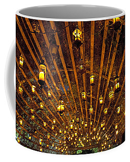A Thousand Candles - Tunnel Of Light Coffee Mug by John Black
