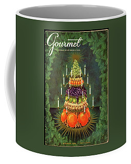 A Tiered Christmas Centerpiece Coffee Mug