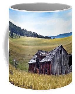 A Time In Montana Coffee Mug