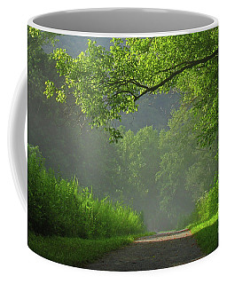 A Touch Of Green II Coffee Mug