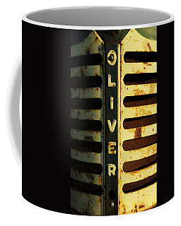 A Tractor Named Oliver Coffee Mug