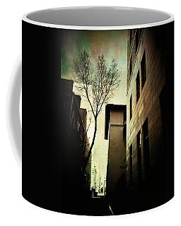 A Tree Grows In Albuquerque Coffee Mug