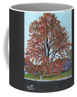 A Tree In Sherborn Coffee Mug