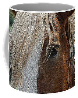 A Trusted Friend Coffee Mug by Yvonne Wright