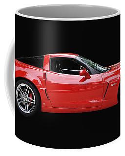 A Very Red Corvette Z6 Coffee Mug