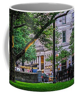 A View From Central Park Coffee Mug