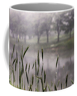 A View In The Mist Coffee Mug
