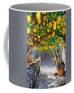 A Voult Of Lemons Coffee Mug
