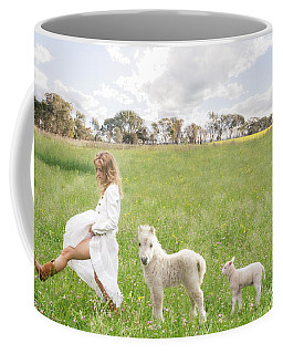 A Walk In The Country Coffee Mug