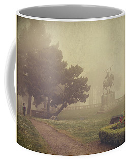 A Walk In The Fog Coffee Mug