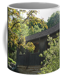 Coffee Mug featuring the photograph A Walk In The Park by Tiffany Erdman