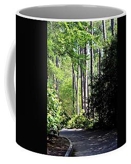 A Walk In The Shade Coffee Mug