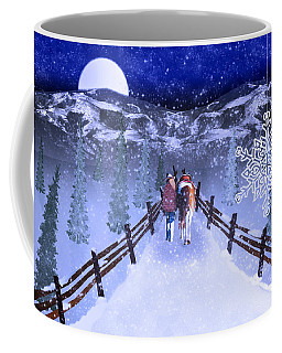 A Walk In The Snow 2 Coffee Mug