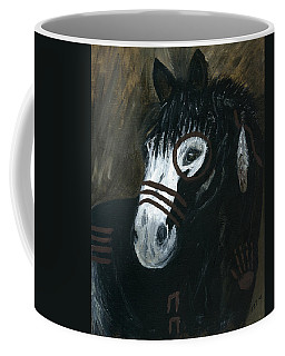 A War Pony Coffee Mug