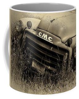 A Weather-beaten Classic Coffee Mug