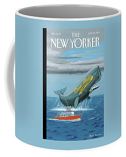 Capn Ahabs Coffee Mug