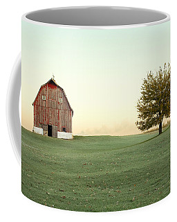 A Wisconsin Postcard Coffee Mug