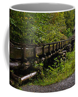 A Working Grist Mill Coffee Mug