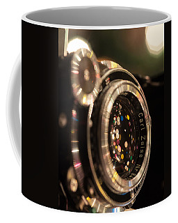 A Zeiss Christmas Coffee Mug
