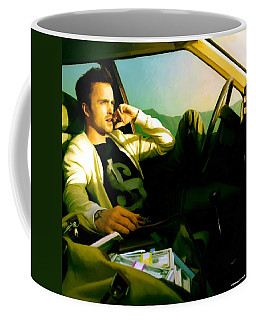 Aaron Paul Coffee Mug