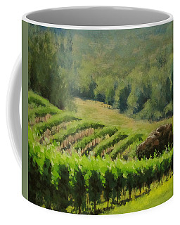 Abacela Vineyard Coffee Mug