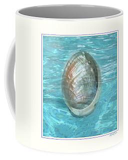 Abalone Underwater Coffee Mug