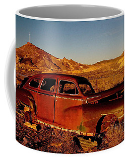 Abandoned And Forgotten Coffee Mug