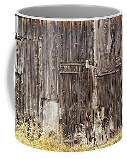 Abandoned Barn Coffee Mug