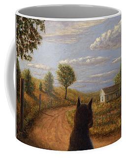 Abandoned House Coffee Mug